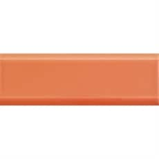 Konradssons kakel Fasad beige orange 5x15