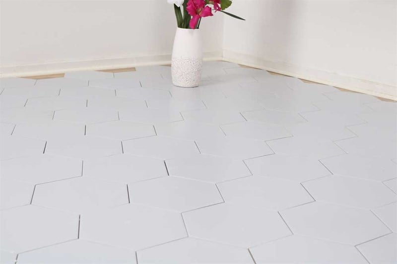 Tilemaster Klinker Hexagon Borno Grey  20X23