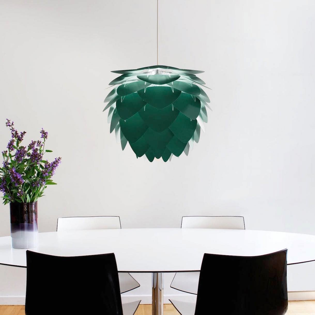 Lampa - UMAGE Aluvia Forest Green