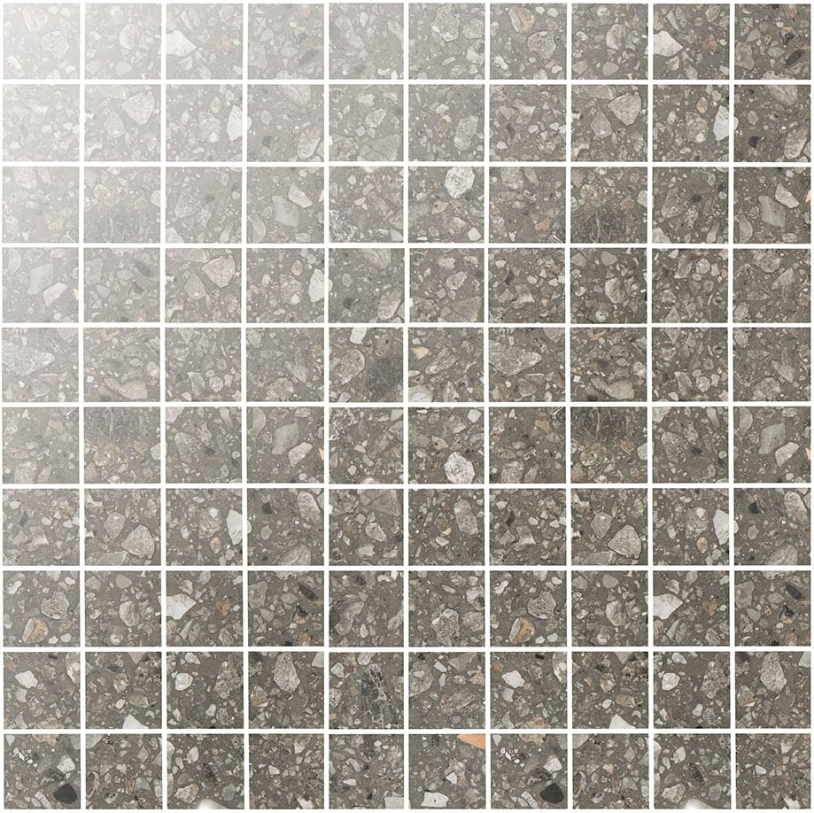 Bricmate E0303 Terrazzo San Polo Polished 3x3 (297x297 mm)