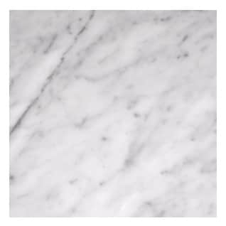 Bianco Carrara CD Marmor 200x200x10mm Slipad