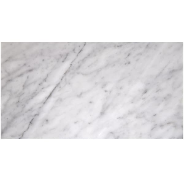 Bianco Carrara CD 610x305x10mm Polerad/Slipad