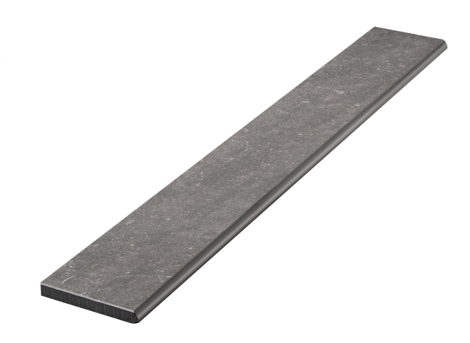Bricmate J Skirting Limestone Anthracite 72x596 (mm)