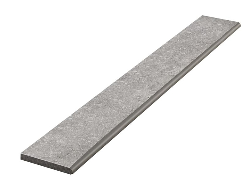 Bricmate J Skirting Limestone Grey 72x596 (mm)