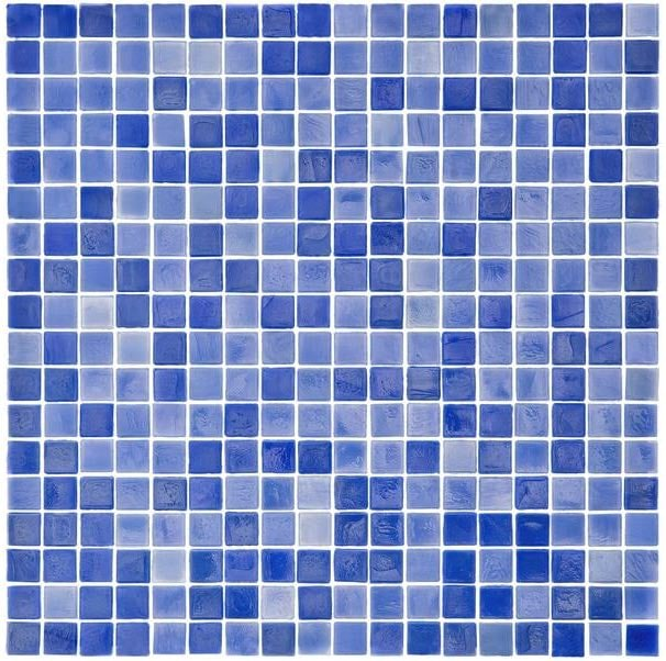 Bricmate R1515 Blue Mix 15x15mm (nät 296x296mm)