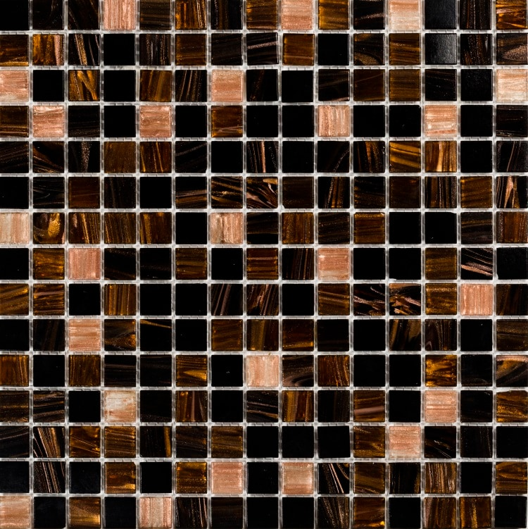 Collection Mosaik Cacao 20x20 mm (32,7x32,7 cm)