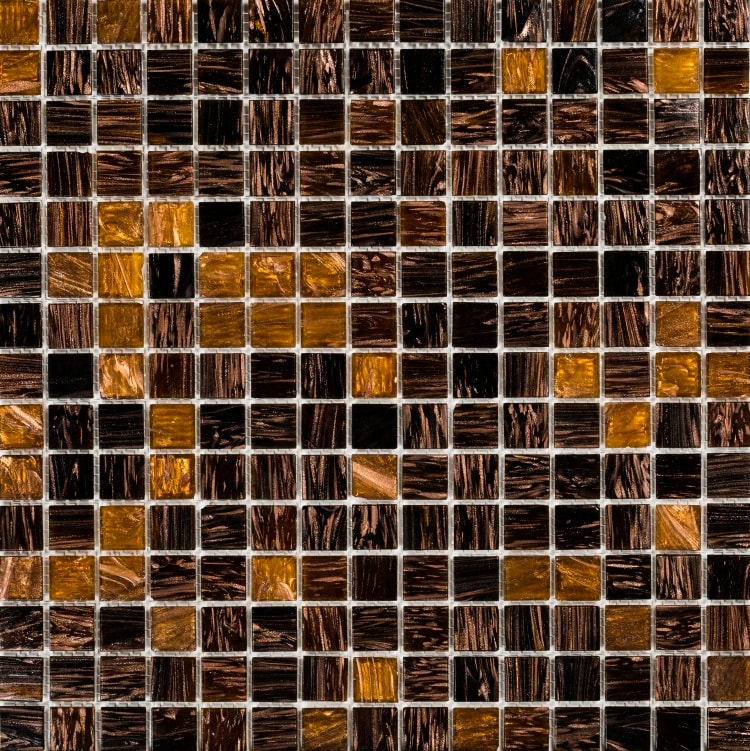 Collection Mosaik Earth 20x20x4 mm (32,7x32,7 cm)