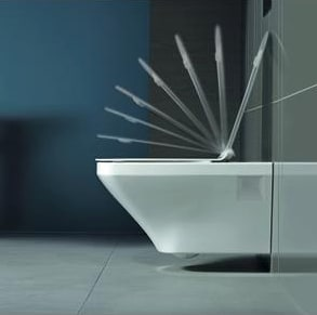 Duravit WC-sits Duravit Durastyle soft-close