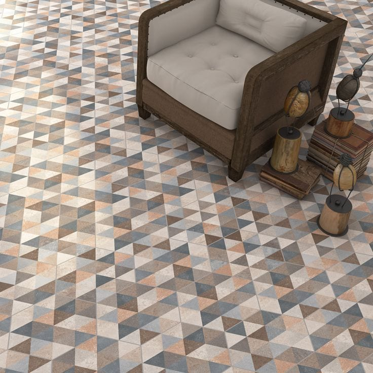 Tilemaster Klinker Hexagon Fingal 23X26,6