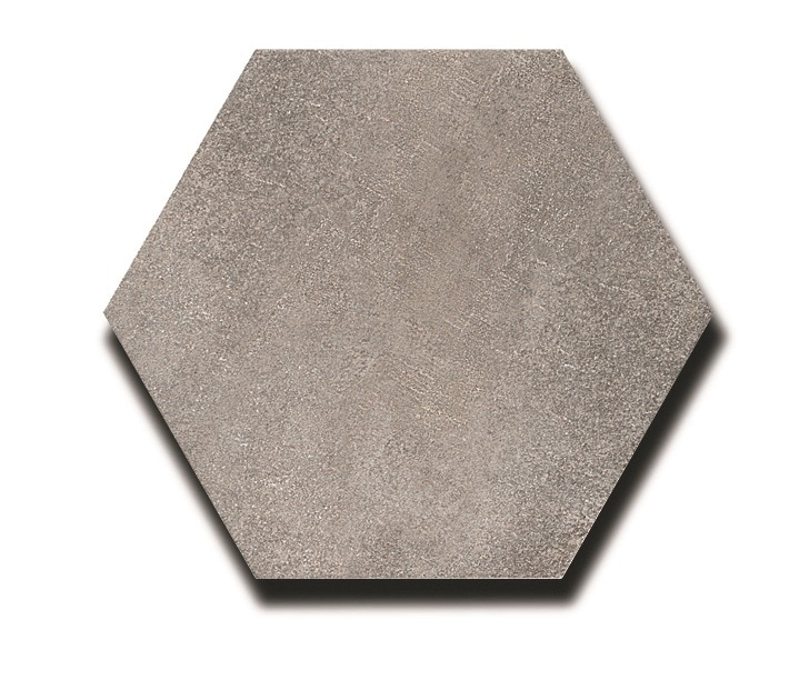 Lhådös Bar Hexagonal Grey 24x27,7 cm