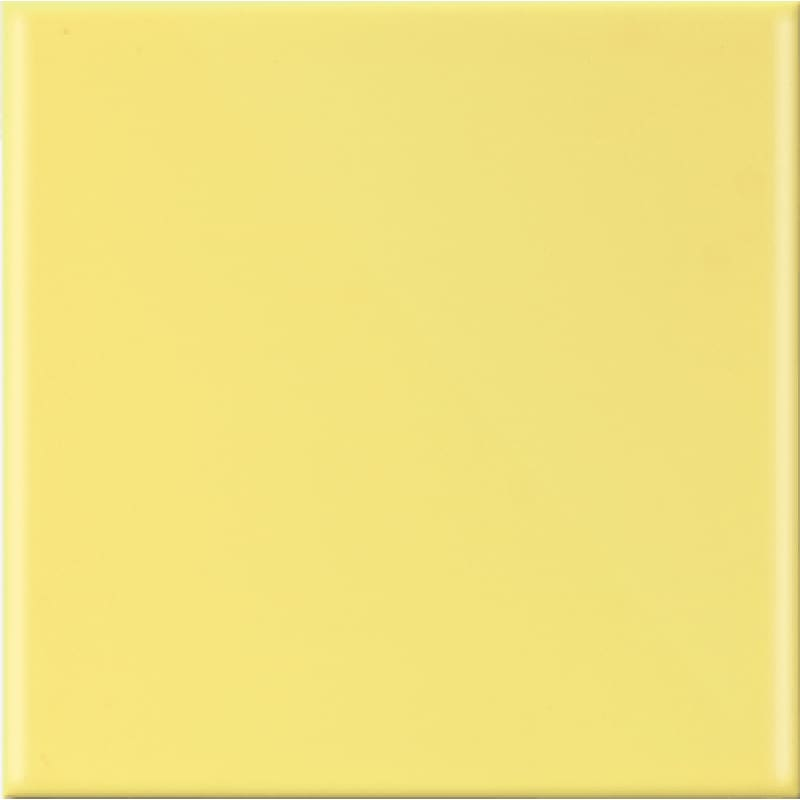 Arredo Kakel Color Amarillo Matt 200x200 mm