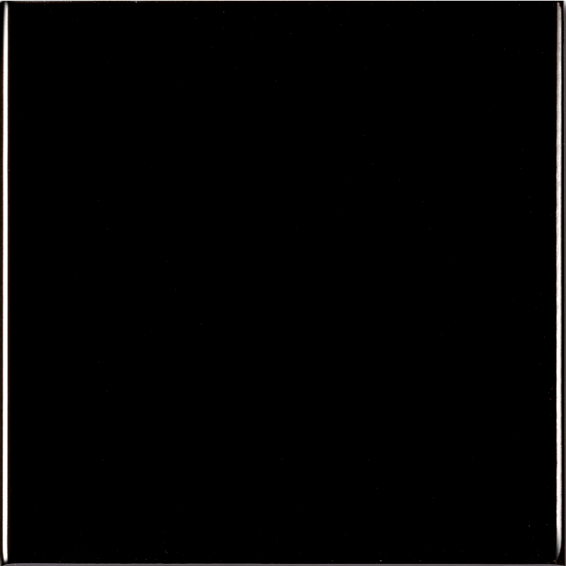 Arredo Kakel Color Negro Blank 200x200 mm