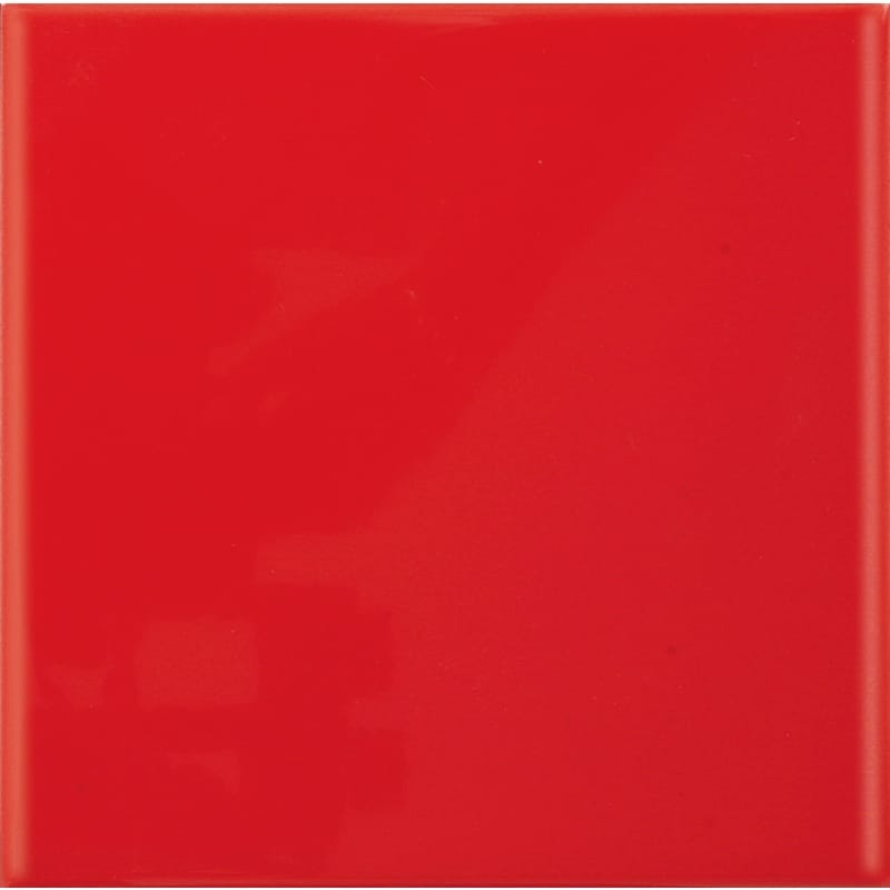 Arredo Kakel Color Rojo Cristalina Matt 200x200 mm