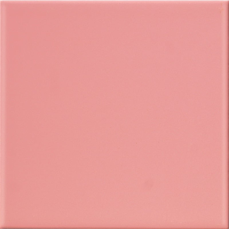 Arredo Kakel Color Rosa Matt 200x200 mm