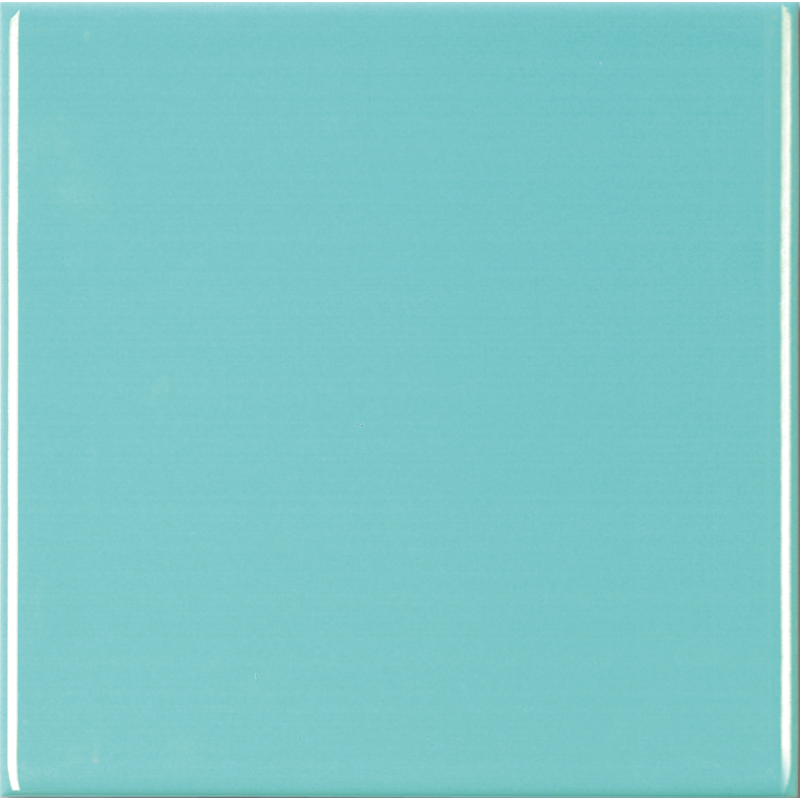 Arredo Kakel Color Turquesa Blank 200x200 mm