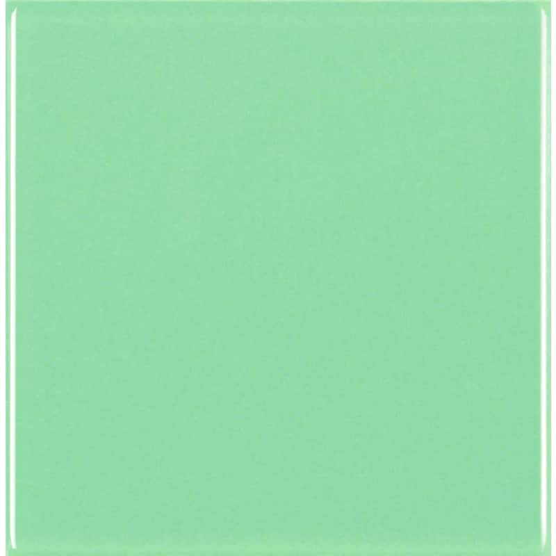 Arredo Kakel Color Verde Hoja Blank 200x200 mm