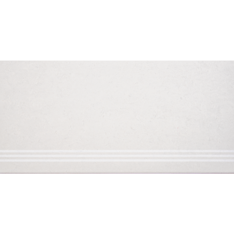 Arredo Klinker Fojs Collection Snow White glossy trappsteg/trappnos 298x600 mm