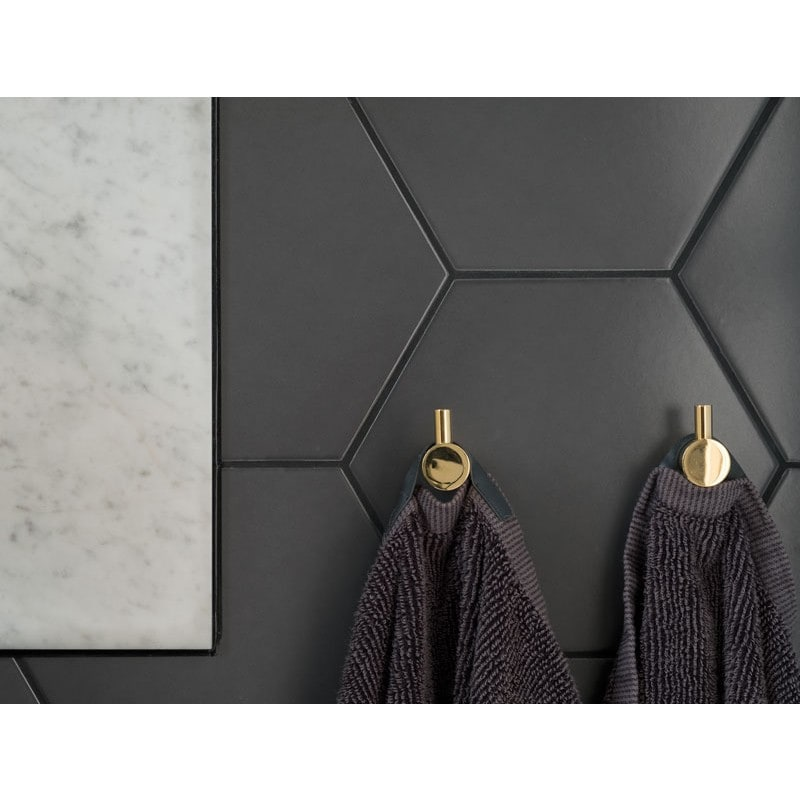 Arredo Klinker Hexagon Graphite 175x202 mm