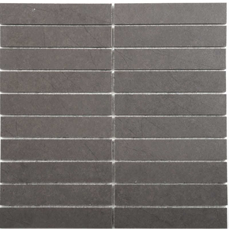 Arredo Klinker Quartz Brown Mosaic 28x148 mm (300x300)