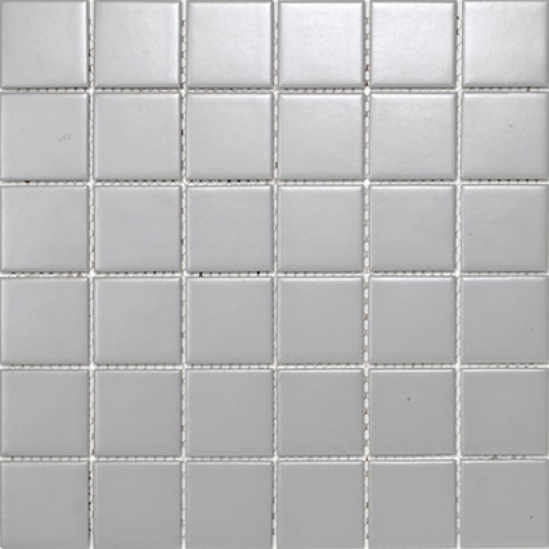 Arredo Klinkermosaik Titan Grey Matt 48x48 mm (303x303)