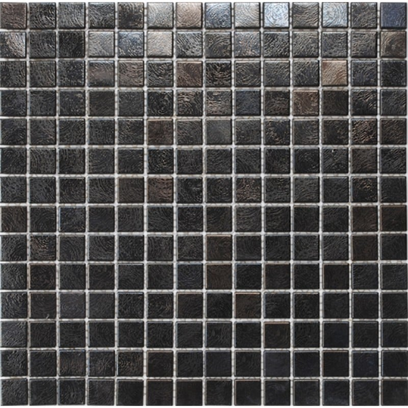 Arredo Mosaik Fingerprint Black 20x20 mm (300x300)
