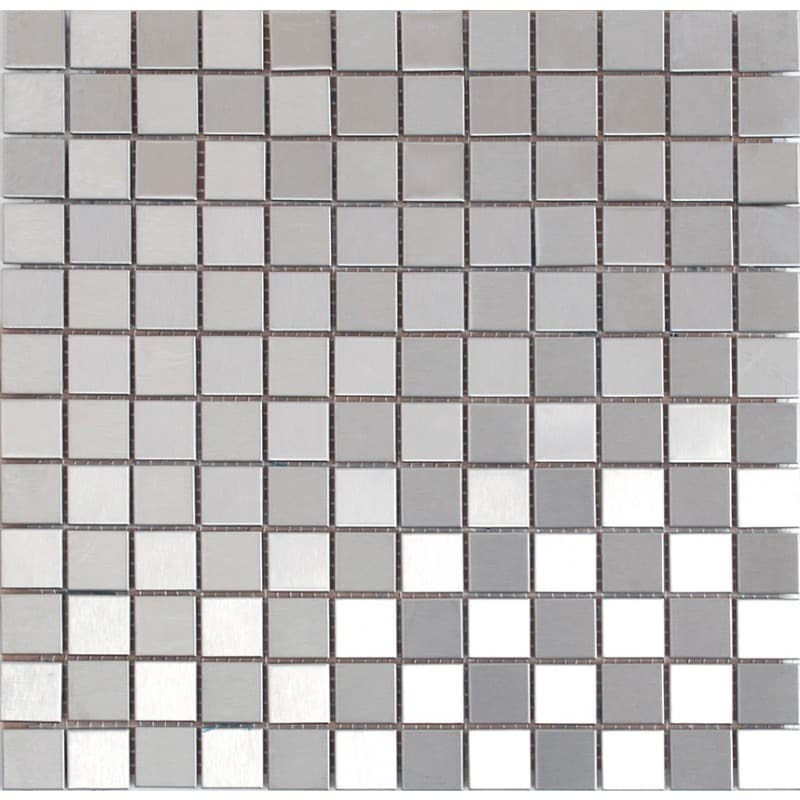 Arredo Mosaik Steel 25x25 mm (320x320)
