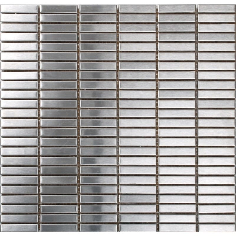 Arredo Mosaik Steel 52x11 mm (320x320)