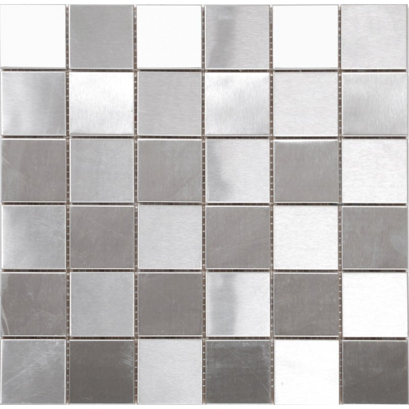 Arredo Mosaik Steel 52x52 mm (320x320)