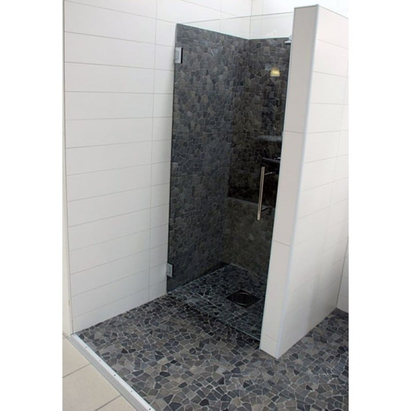 Arredo Natursten Stone Cobble Black (interlock) (300x300)