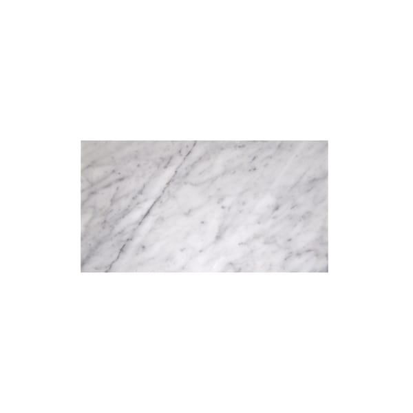 Bianco Carrara CD 152x305mm Polerad/Slipad