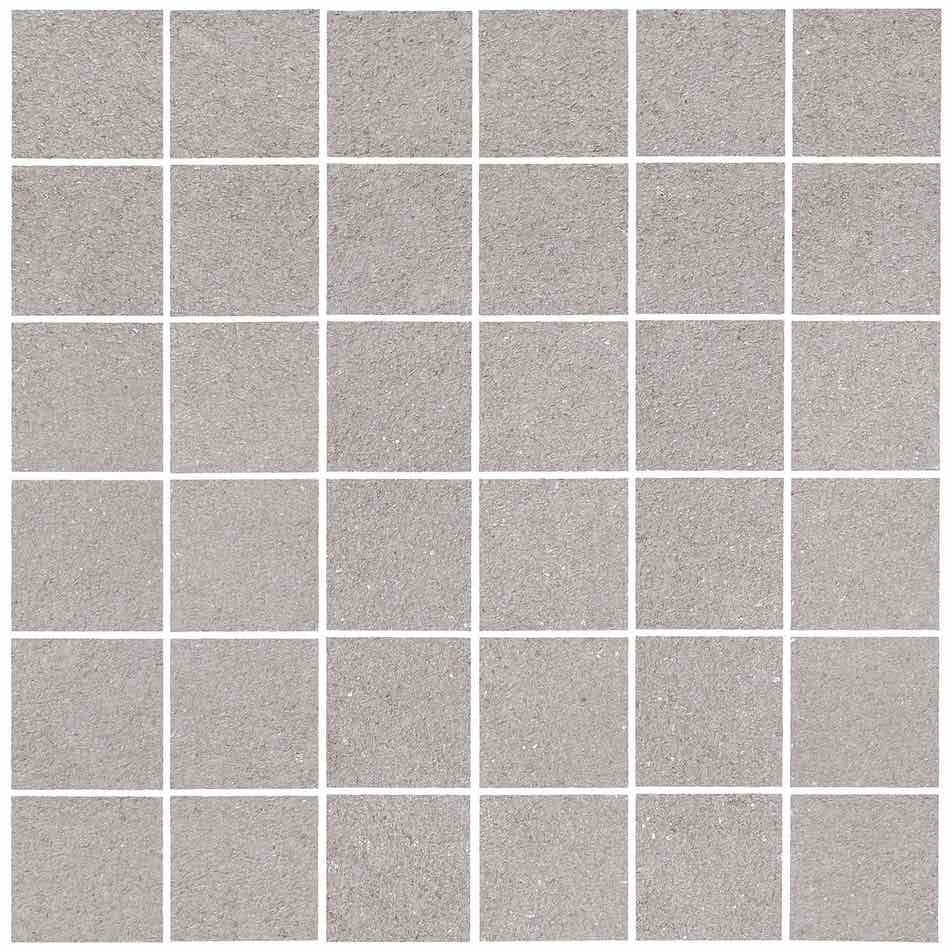 Bricmate 0505 Stone Grey 48x48 mm (nät 296x296mm)