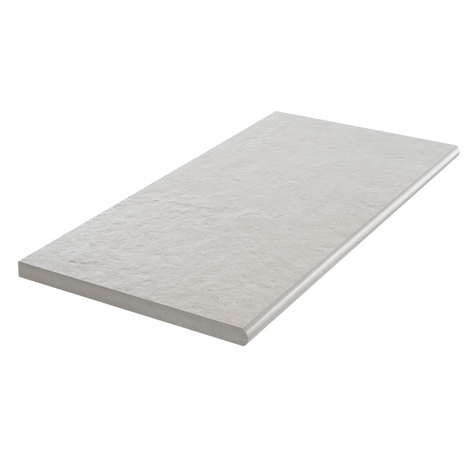 Bricmate Concrete Light Grey Poolside Step 298x598 mm