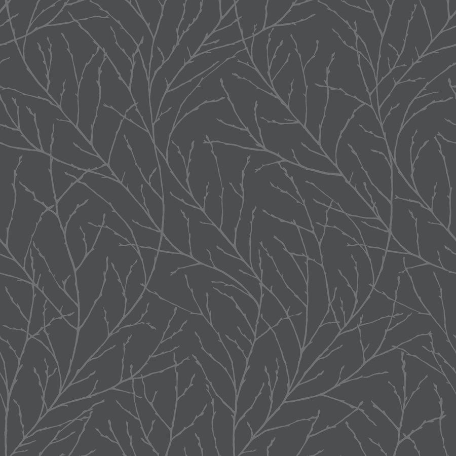 Engblad & Co Tapet Coloured Branches 8974