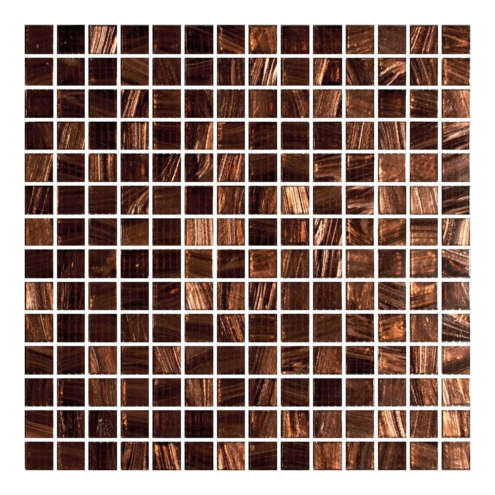 Hansa Keramik GLAS MIX Gold Brown Light 2x2