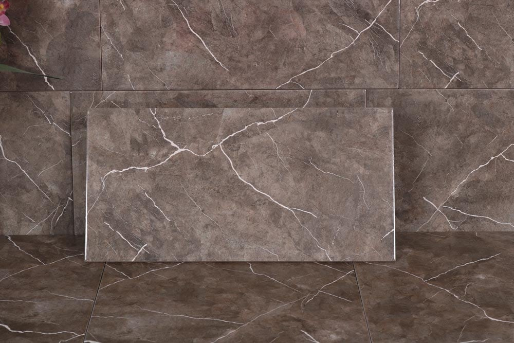 Tilemaster Kakel Atlas Brown 25X50