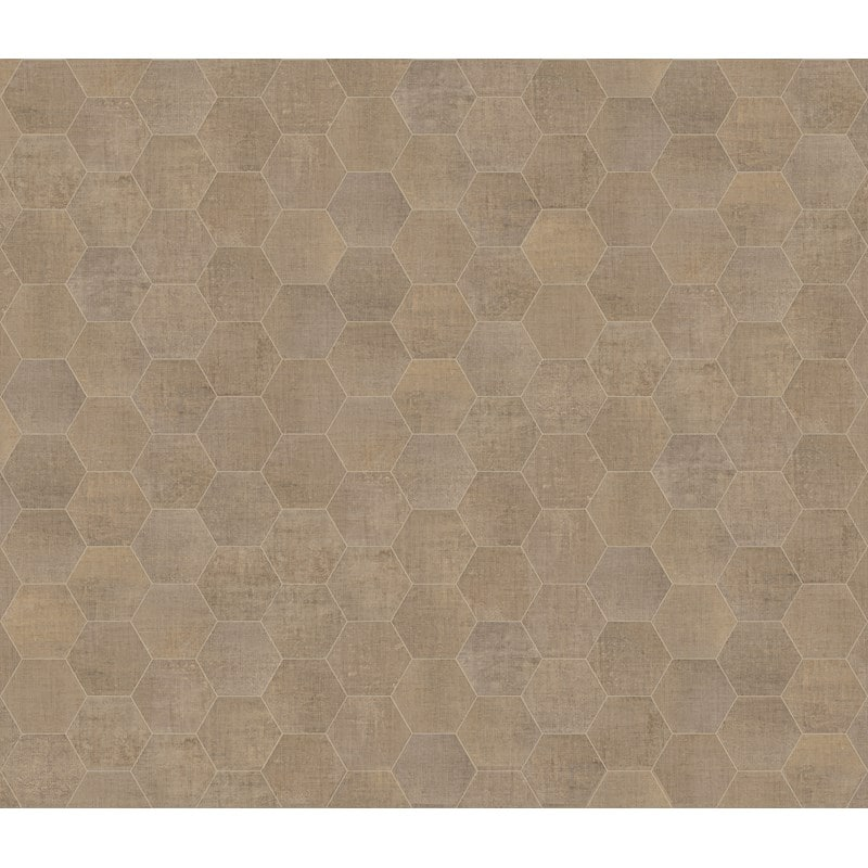 Konradssons Textile Hexagon Beige 20x25cm