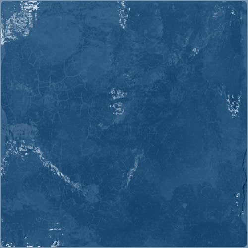 Lhådös Kakel Juicy Blue 13x13