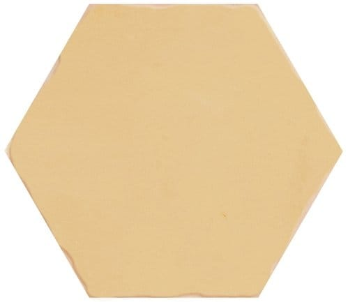 Lhådös Juicy Hexagon Ocre 13,9x16