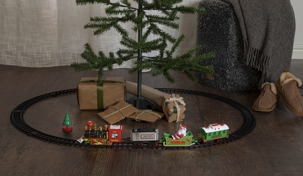 Star Trading Trainville X-mas Train