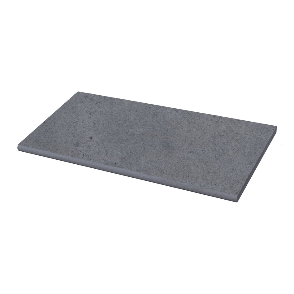 Stenbolaget Poolkantsten Ecostone Lime Rak Dark Grey 600x300x20 mm