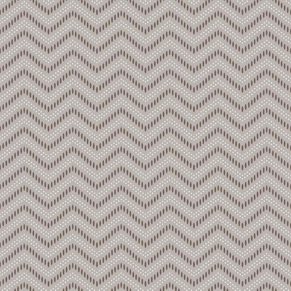 Tapet Engblad & Co Global Living Chevron Dots 6484