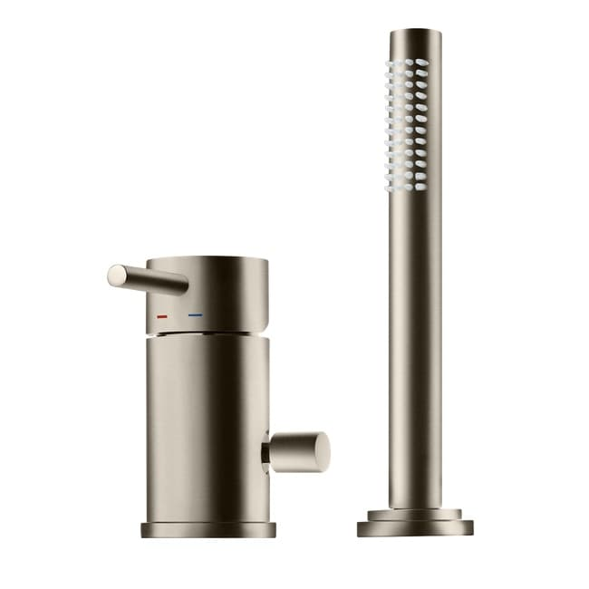 Tapwell Sargblandare Birillo BI048 Brushed Nickel