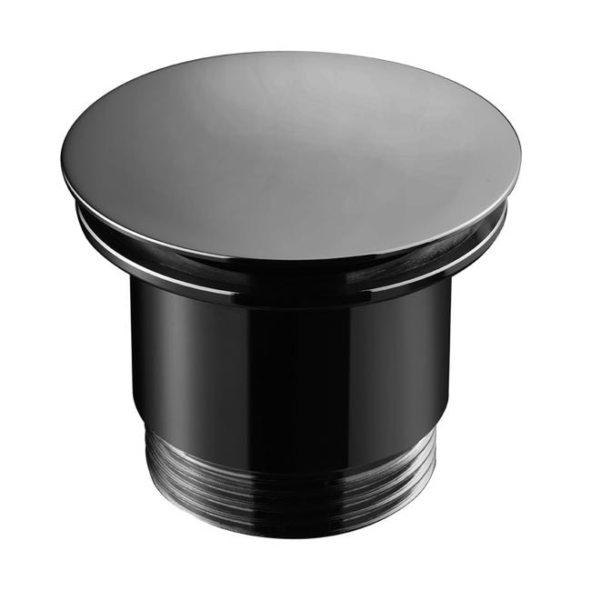 Tapwell Bottenventil Pop-up 84200 Black Chrome