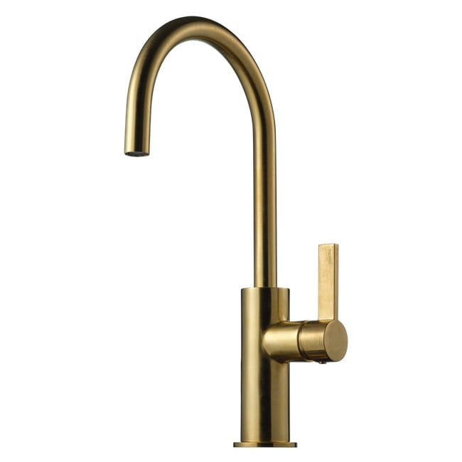 Tapwell Köksblandare ARM180 Brushed Honey Gold