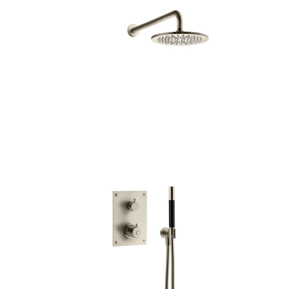 Tapwell Takdusch BOX7268 Edition 2 Brushed Nickel