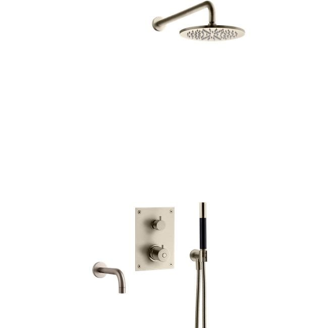 Tapwell Takdusch BOX7368 Edition 2 Brushed Nickel