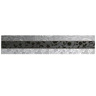 Höganäs Ashanti Dec. Lace Black 200x500x12 mm Blank