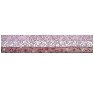 Höganäs Ashanti Dec. Lace Bordeaux 200x500x12 mm Blank
