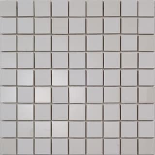 Lhådös Kakel Night Mosaik Vit Mix 3x3 cm (30x30 cm)